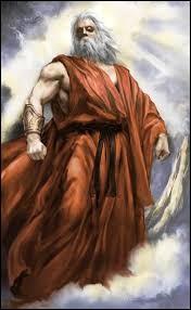 Dans la mythologie romaine, Uranus est le dieu du...
