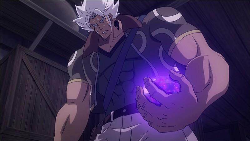 Arc Tartaros, qui empêche Elf-man de détruire le QG de Fairy Tail ?