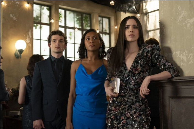 Épisode 9 - Qui est le nouveau suspect des Perfectionnistes dans cet épisode ?