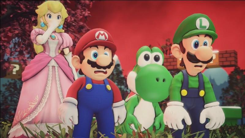 Dans quelle série américaine Mario fait-il une apparition pour deux épisodes ?