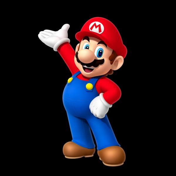 En quelle année Mario est-il méchant pour un seul jeu ?