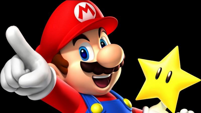 Selon une théorie, Mario est...