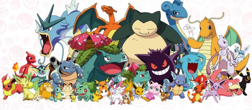 Amis super : les Pokémon (suite)