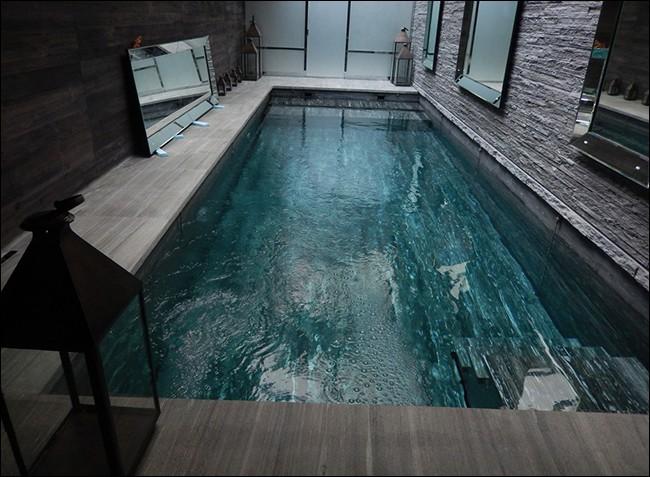 Que diriez-vous d'un petit moment de plaisir dans notre piscine...