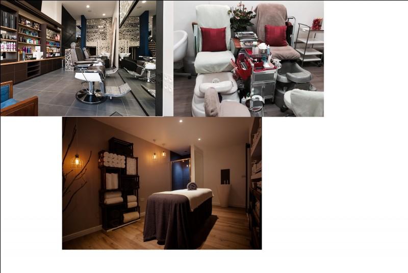 Même pendant une apocalypse, il n'y a pas de raison de ne pas prendre soin de soi. Vous trouverez dans cette partie un salon de coiffure mixte, un salon de manucure-pédicure et un salon de massage. C'est l'espace...