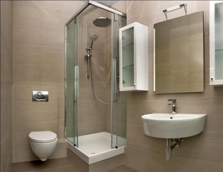 Chaque chambre à coucher possède ce compartiment. Même en état de guerre, l'hygiène corporelle reste importante. Alors, quelle est cette pièce ?