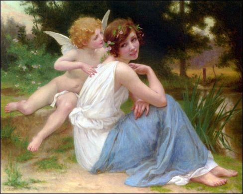 Qui est la mère de Cupidon ?