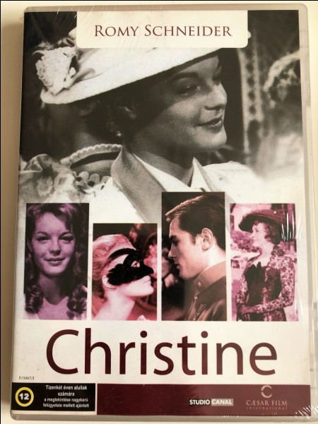 """Christine"" est un long-métrage interprété par Jean-Paul Belmondo."