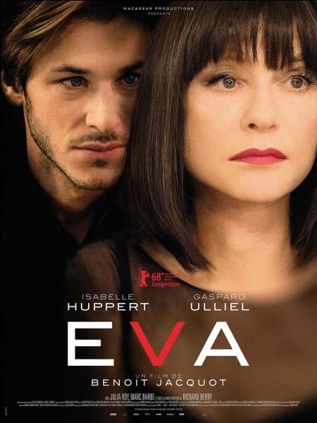 """""""Eva"""" est un film joué par Jeanne Moreau."""