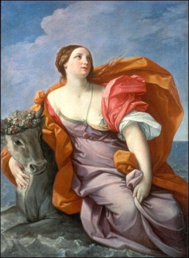 Quel est le nom romain d'Éris ?