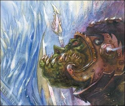 Dans le début du tome 2, avec quelle arme Ellana se bat-elle contre les Raïs ?