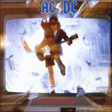 Le titre d'une de mes chansons est 'Heatseeker', je suis le 12ème album d'AC/DC. Quel est mon nom ?
