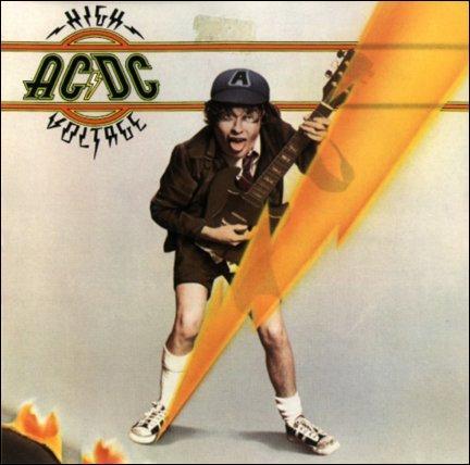 Je suis le premier album d'AC/DC sorti en 1975 en Australie.