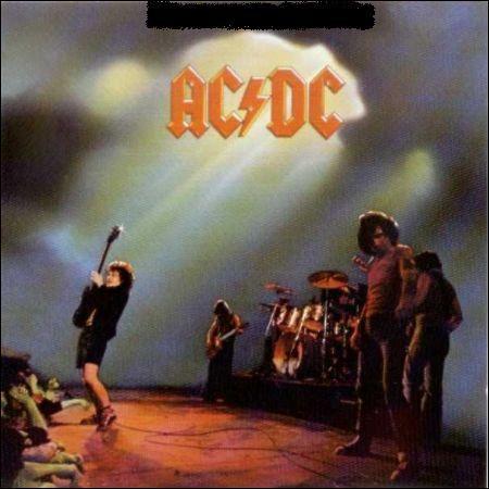 Je suis le quatrième album d'AC/DC et je suis sorti en 1977. Cet album est le premier réel succès du groupe en Europe.