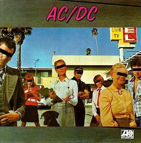 Albums d'AC/DC