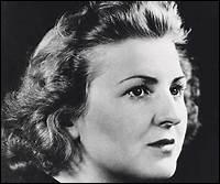 Elle a épousé Hitler en 1945...