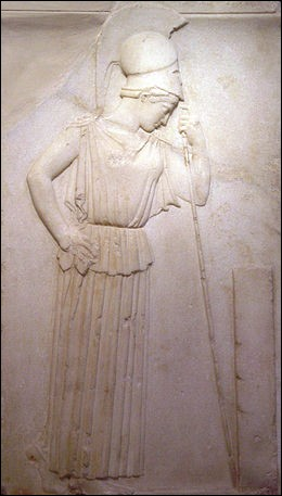 Qui est Athéna ?