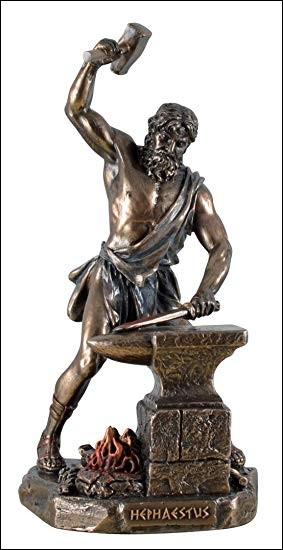Qui est Héphaïstos ?