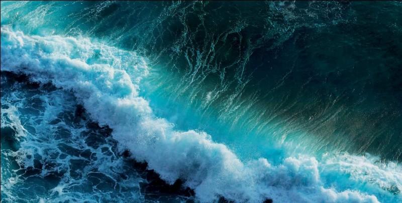 """""""Le cœur d'une femme est un océan de secrets"""" est une phrase du film..."""