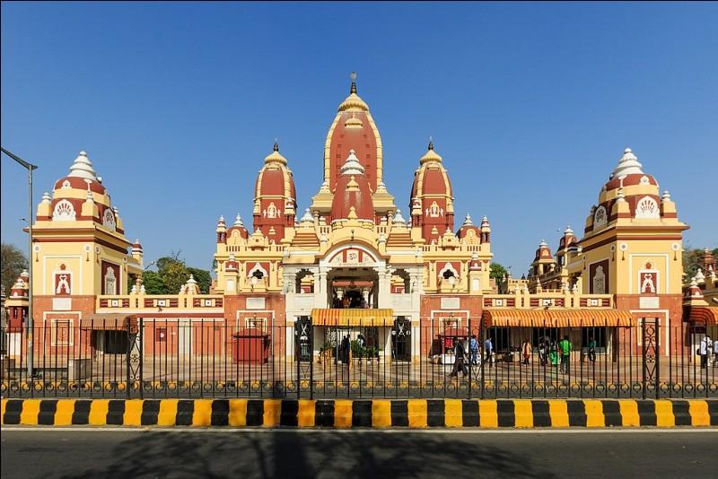 Si vous voulez visiter la capitale de l'Inde vous devez vous rendre à...