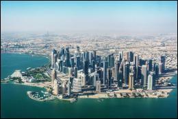 En 2022 le Qatar va recevoir la Coupe du Monde de football et vous allez apprendre à connaître sa capitale qui est...