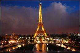 Paris à toujours été la capitale de notre beau pays.