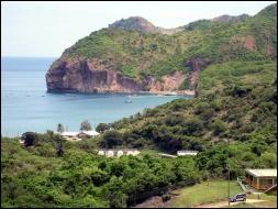 Plymouth, la capitale de la petite île de Montserrat, a été détruite intégralement par...
