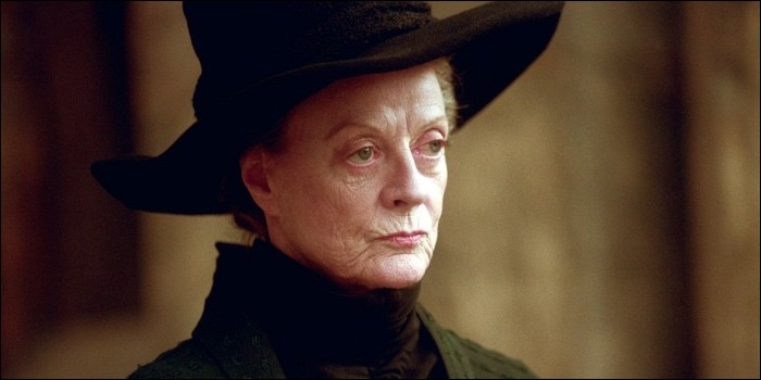 En quel objet McGonagall transforme-t-elle les animaux durant son cours ?