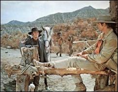 """Cochez la bonne affirmation concernant le western légendaire """"Il était une fois dans l'ouest""""."""