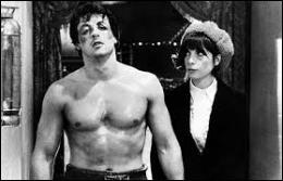 L'actrice Talia Shire, qui incarne Adrienne dans la saga ''Rocky'', est la tante de l'acteur...