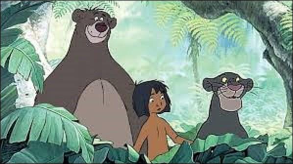 Vingt-quatrième dessin animé des studios Disney, ''Le Livre de la jungle'' sort sur grand écran en 1967. Adapté d'un recueil de nouvelles publié en 1894, quel écrivain britannique est le père de Mowgli ?