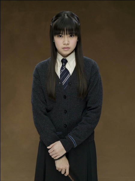 Quelle actrice joue Cho Chang ?