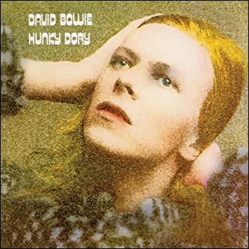 """Quel titre ne fait pas partie de l'album """"Hunky Dory"""" sorti en 1971 ?"""