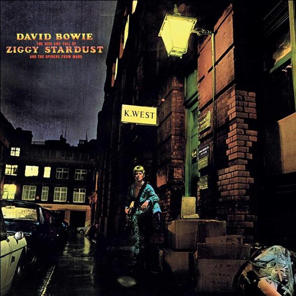 "Quel titre ne fait pas partie de l'album ""The Rise and Fall of Ziggy Stardust and the Spiders from Mars"" sorti en 1972 ?"