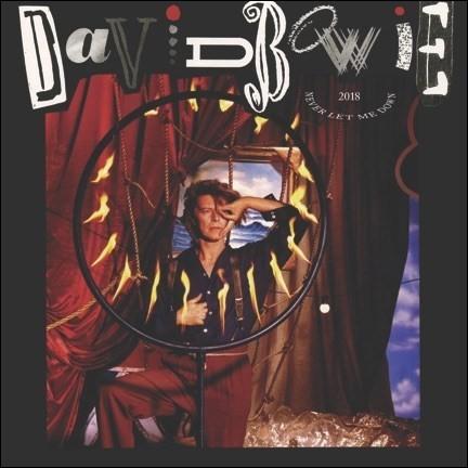 """Quel titre ne fait pas partie de l'album """"Never Let Me Down"""" sorti en 1987 ?"""
