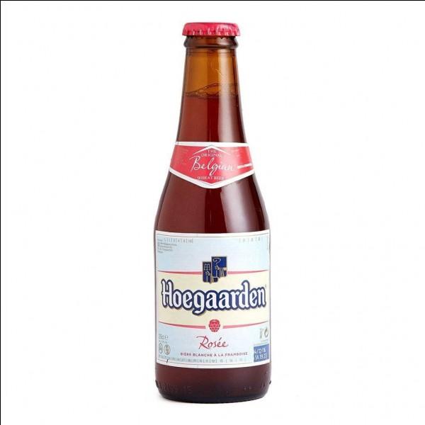 De quel pays, la bière blanche Hoegaarden 0,0% provient-elle ?