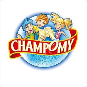 En quelle année, la boisson festive pour enfants Champomy a-t-elle été lancée dans le commerce ?