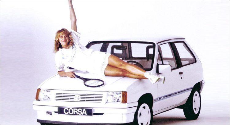 """Encore une """"Corsa"""" dans un corps sage blanc... Et une championne blonde, une ! Laquelle ?"""