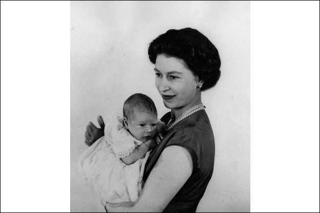En février 1960, elle devint mère une nouvelle fois. À quel enfant donna-t-elle naissance ?