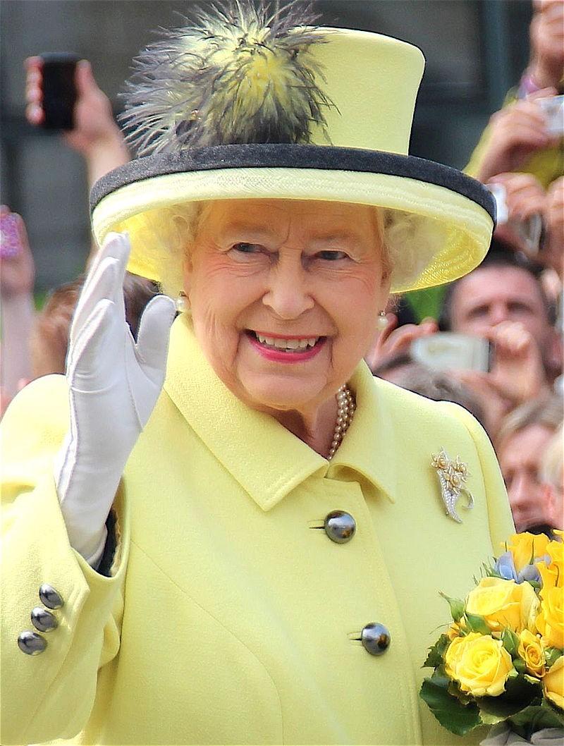Elisabeth II en dates