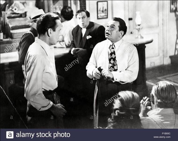 """""""Key Largo"""" est un film interprété par Lauren Bacall."""