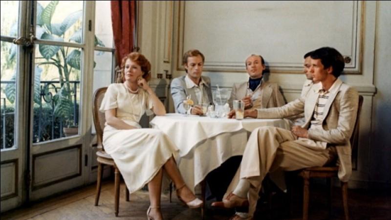 """""""India Song"""" est un film réalisé par Marguerite Yourcenar."""