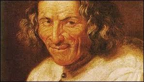 """Qui est cet écrivain, auteur du """"Virgile travesti"""", qui devient difforme et impotent en 1640, suite à une grave maladie ?"""