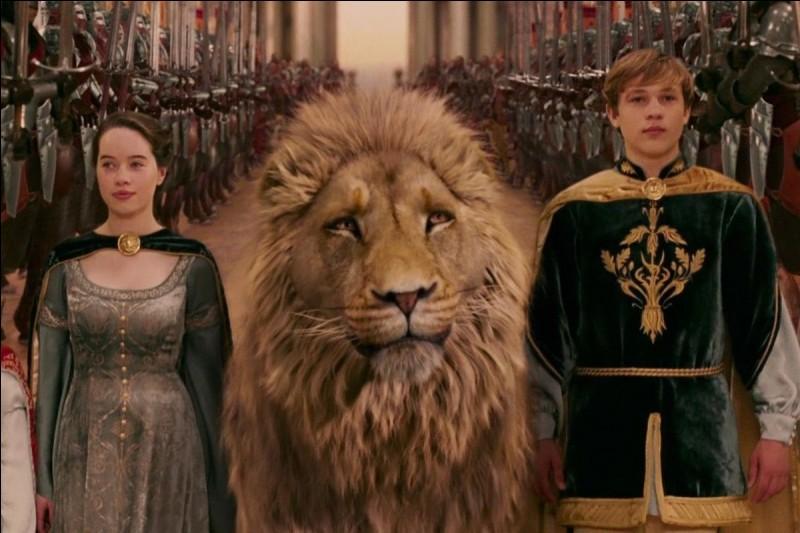 """Lequel de ces personnages n'appartient pas à l'univers du """"Monde de Narnia"""" ?"""