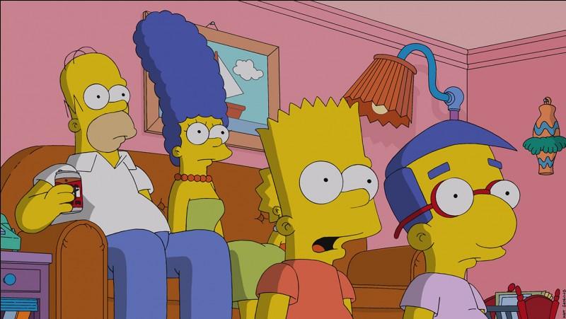 Comment s'appelle le meilleur camarade de Bart ?