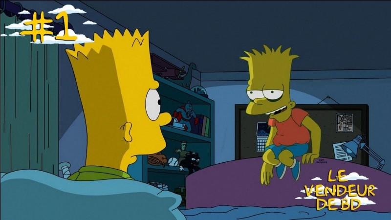 Depuis quelle année est diffusée la série des Simpson aux États-Unis ?