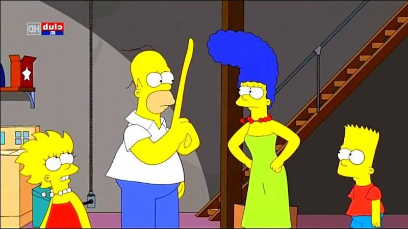 Dans quelle ville américaine habitent les Simpson ?