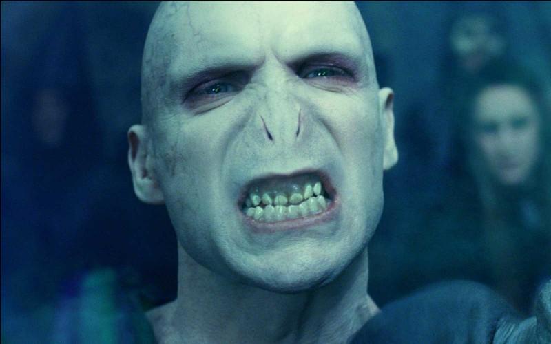 """Qui est le méchant dans """"Harry Potter"""" ?"""