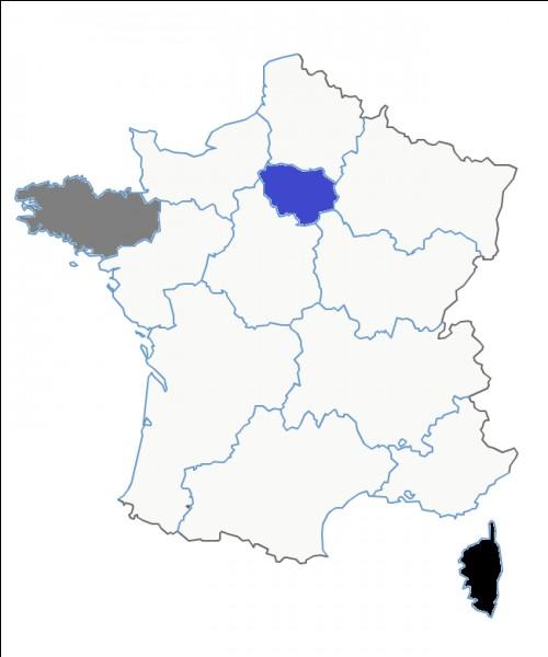 Quel est le nom de cette région en gris ?