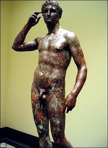Chez ces mêmes Grecs, mais à une autre époque, ce signe indiquait une grande intelligence associée à la ruse. Lequel ?